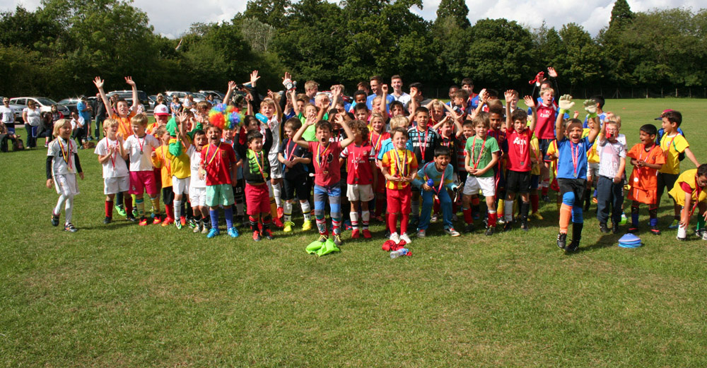 October Half Term Coaching Camp