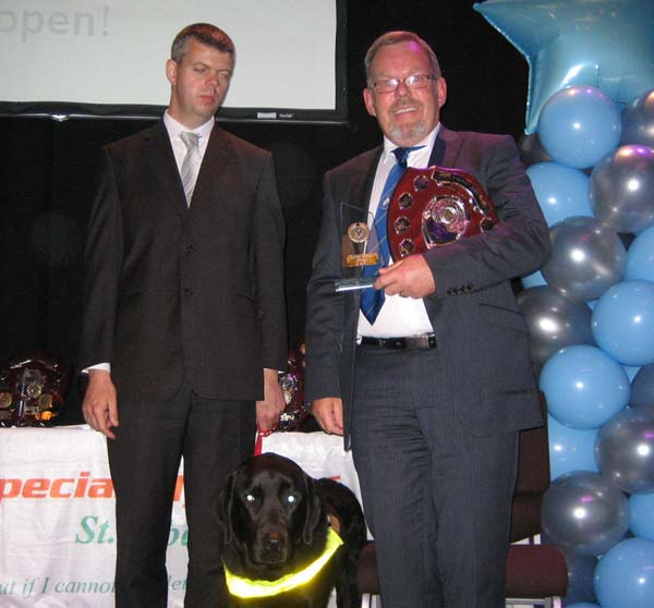 St Albans District Service to Sport Award 2012