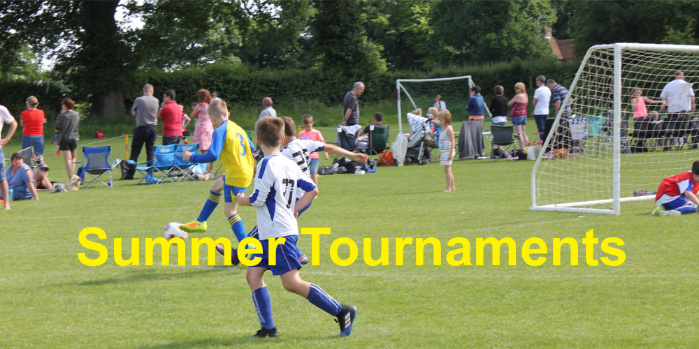 St Albans City Youth Community FC - Summer Tournaments 2019